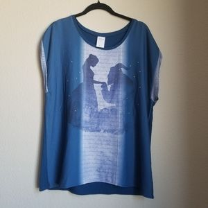 Beauty and the Beast top